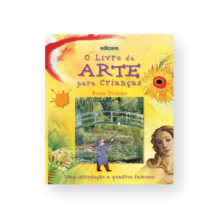O Livro da Arte para Crianças