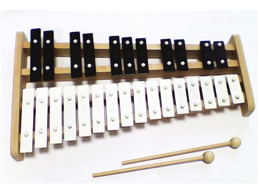 Xilofone de 27 notas