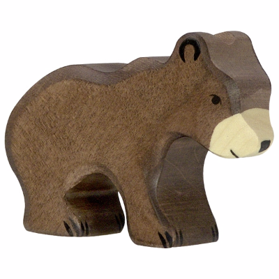 Urso Pardo Bebé - Holztiger