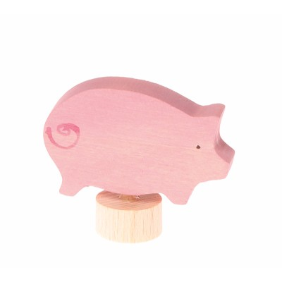 Porco Figura Decorativa - Grimm's