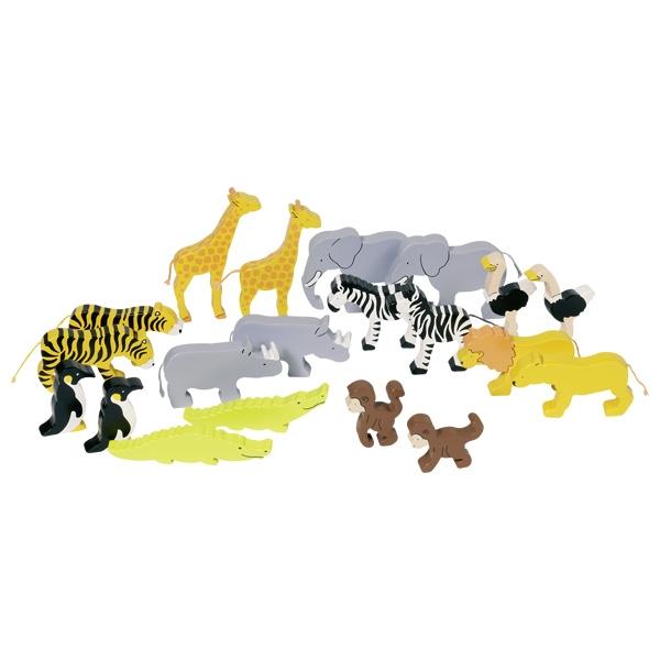 Animais de África - Goki