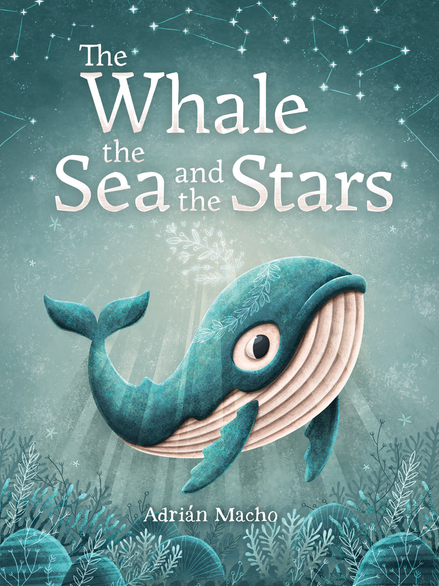 The Whale, The Sea And The Stars - Floris Books