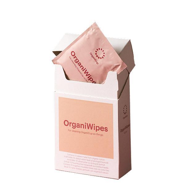 Organi Wipes - OrganiCup