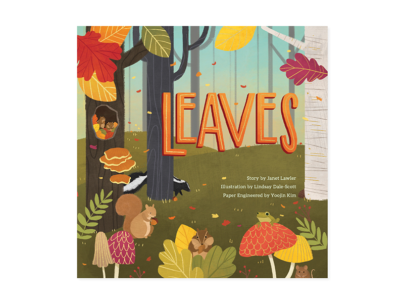 Leaves | an Autumn Pop-Up Book