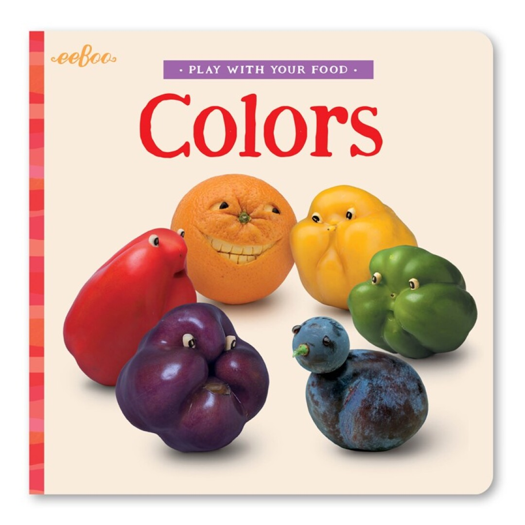 Colors | Play with Your Food