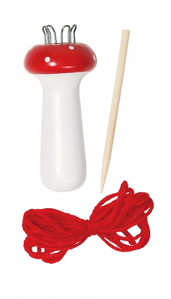 Cogumelo de Tricotar