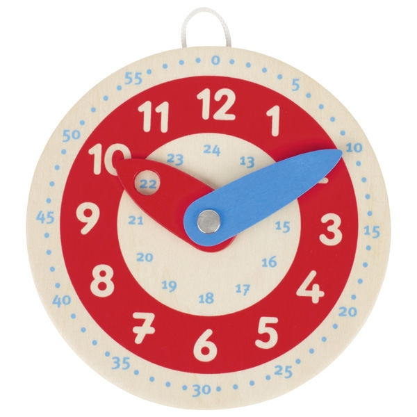 Relógio de Madeira - Goki