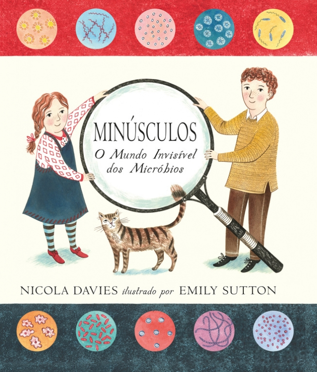 Minúsculos - O Mundo Invisível dos Micróbios
