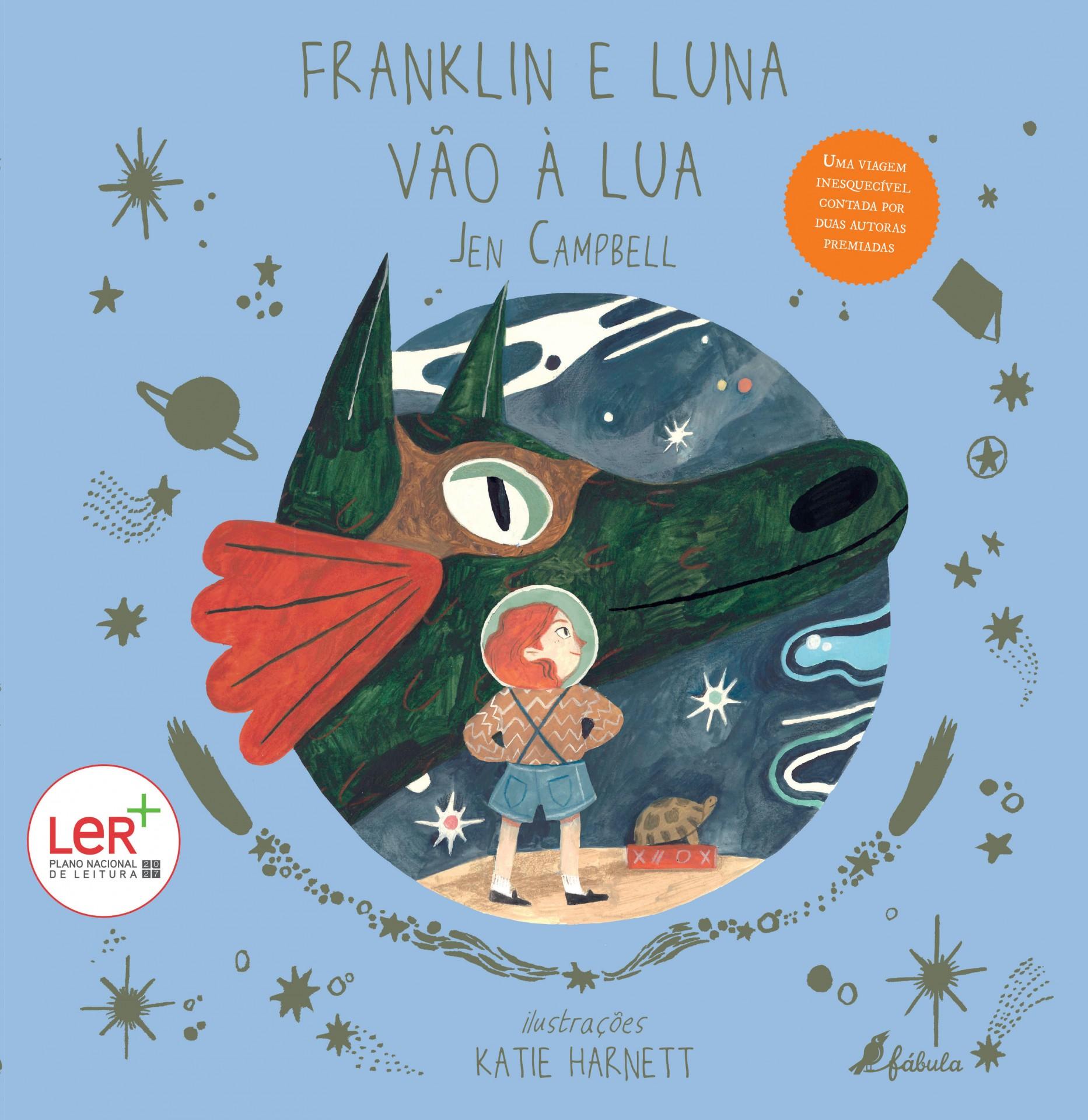 Franklin e Luna Vão à Lua