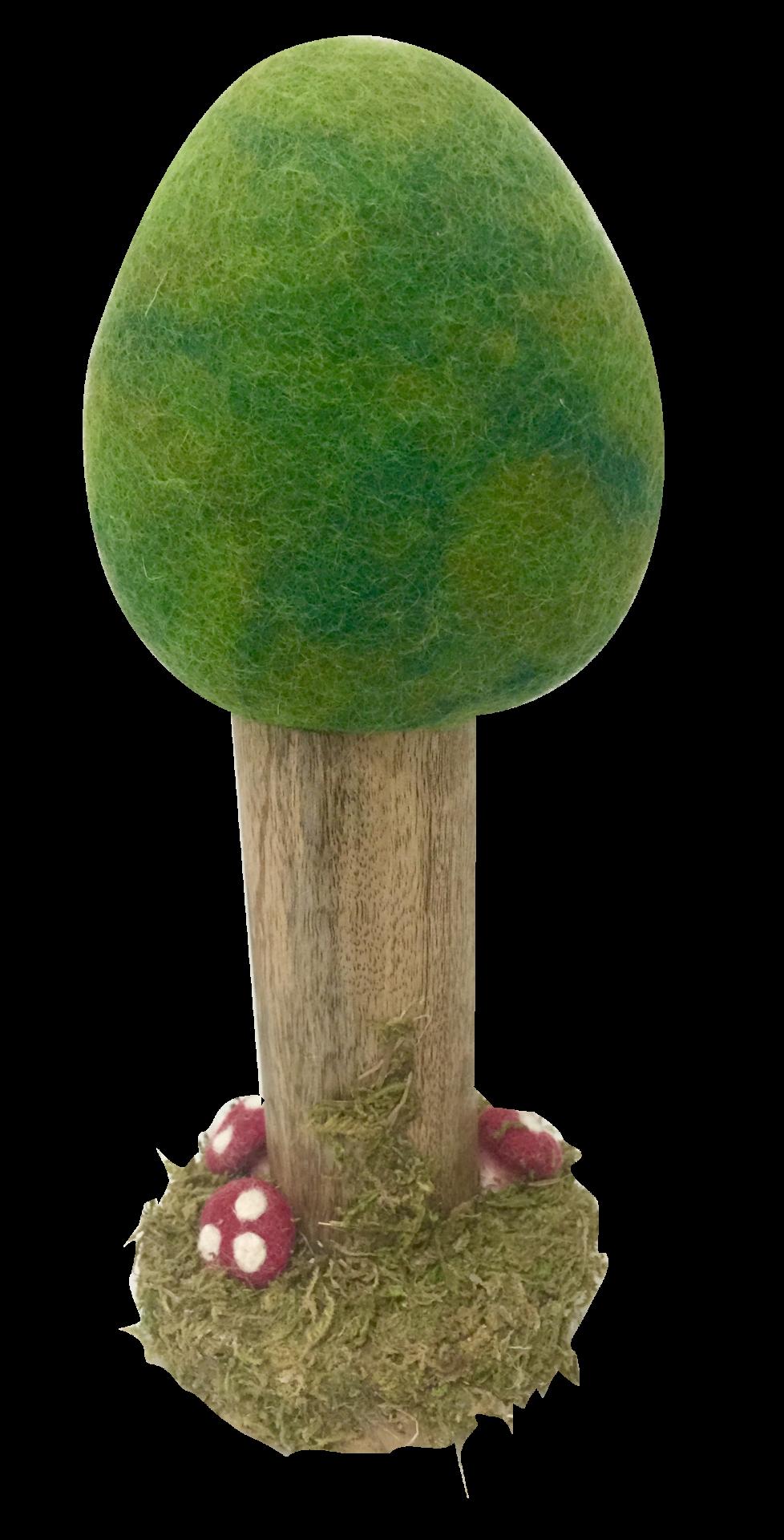 Árvore Grande Verão com base - Papoose