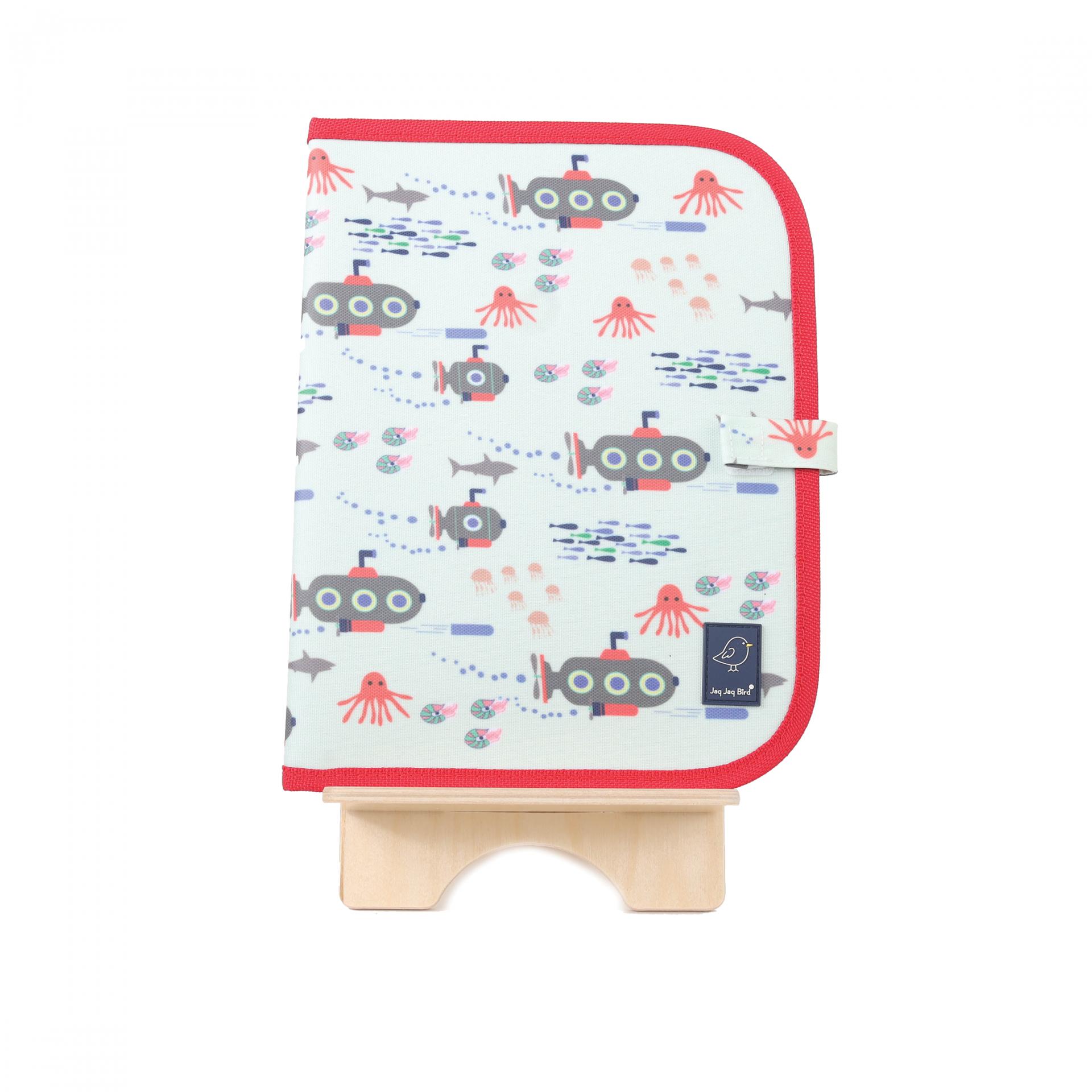Submarino | Caderno de Desenho Reutilizável Jaq Jaq Bird
