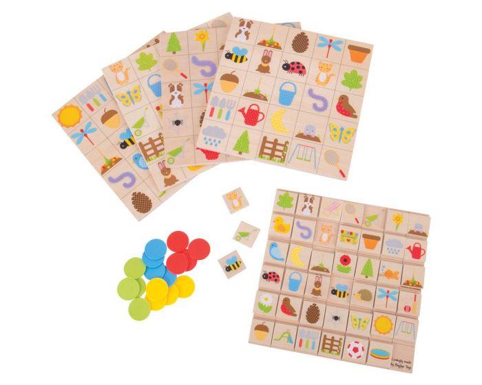 Jogo Bingo | BigJigs