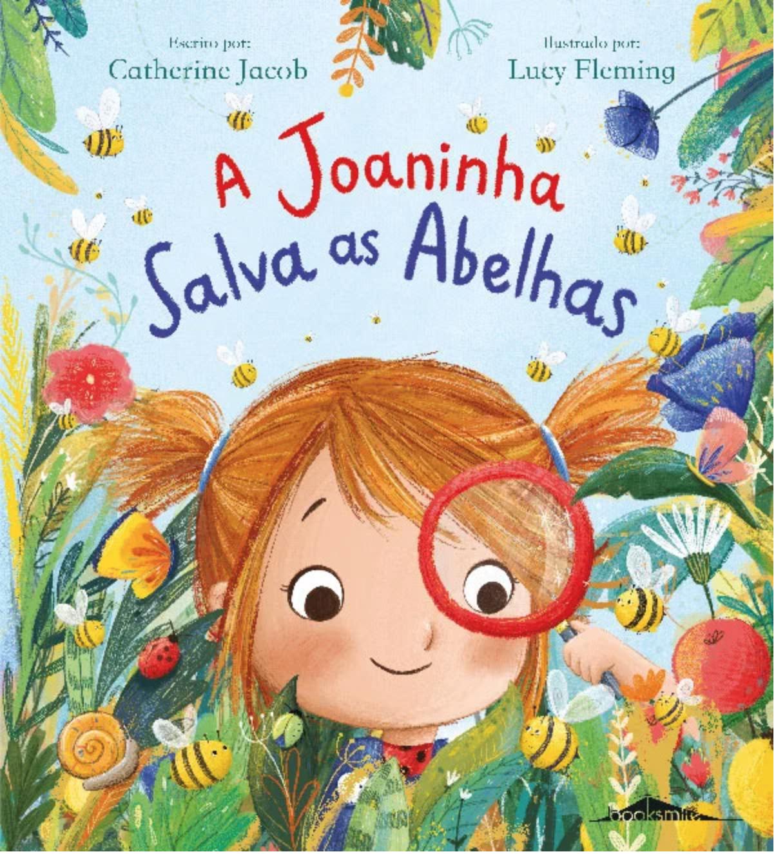 A Joaninha Salva as Abelhas