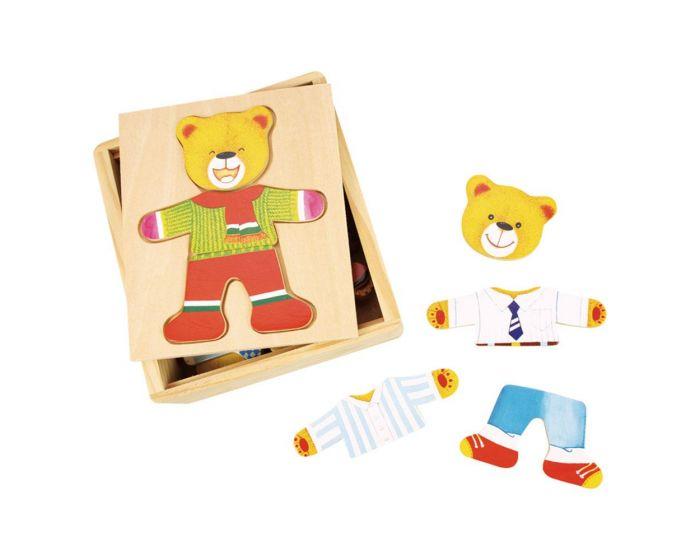 Caixa de Vestir Sr. Urso