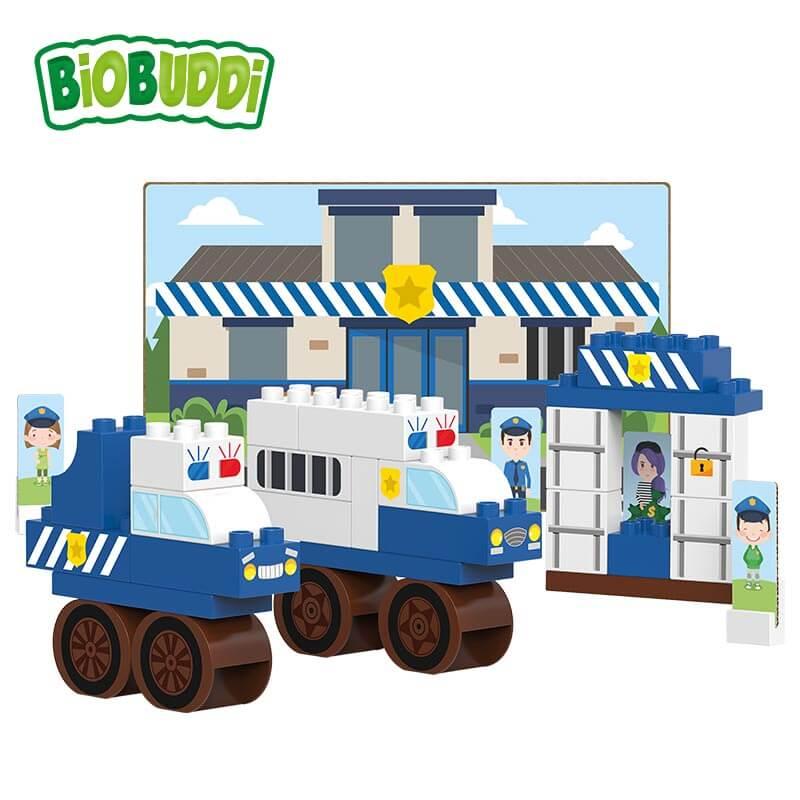 Esquadra de Polícia - BioBuddi