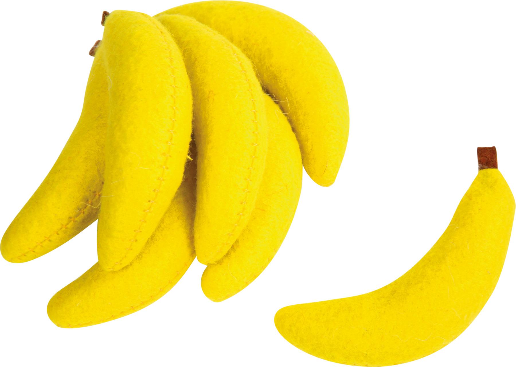 Bananas de Feltro