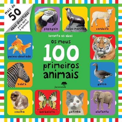 Os Meus 100 Primeiros Animais - Levanta as abas