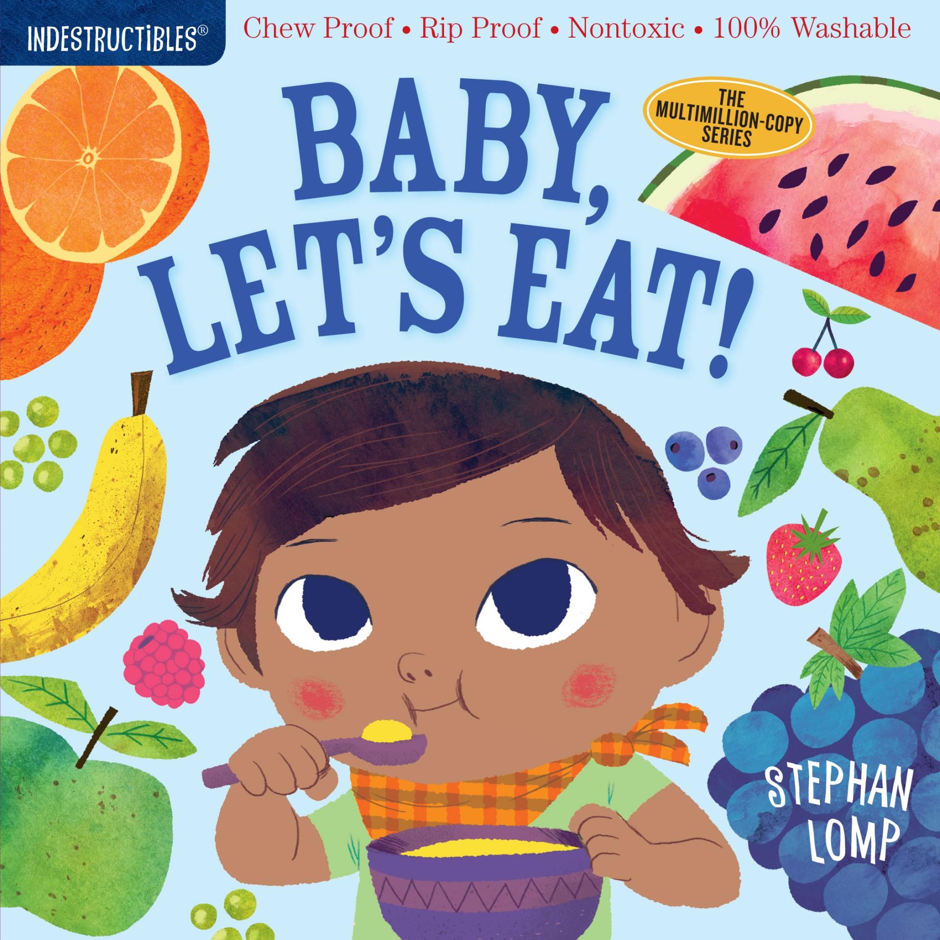 Baby, Let's Eat! | Indestructibles