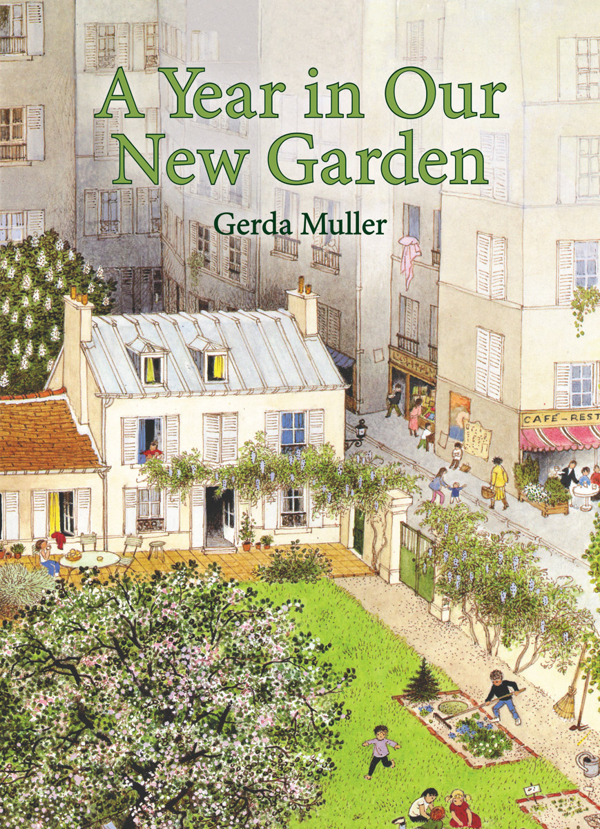 A Year In Our New Garden - Floris Books