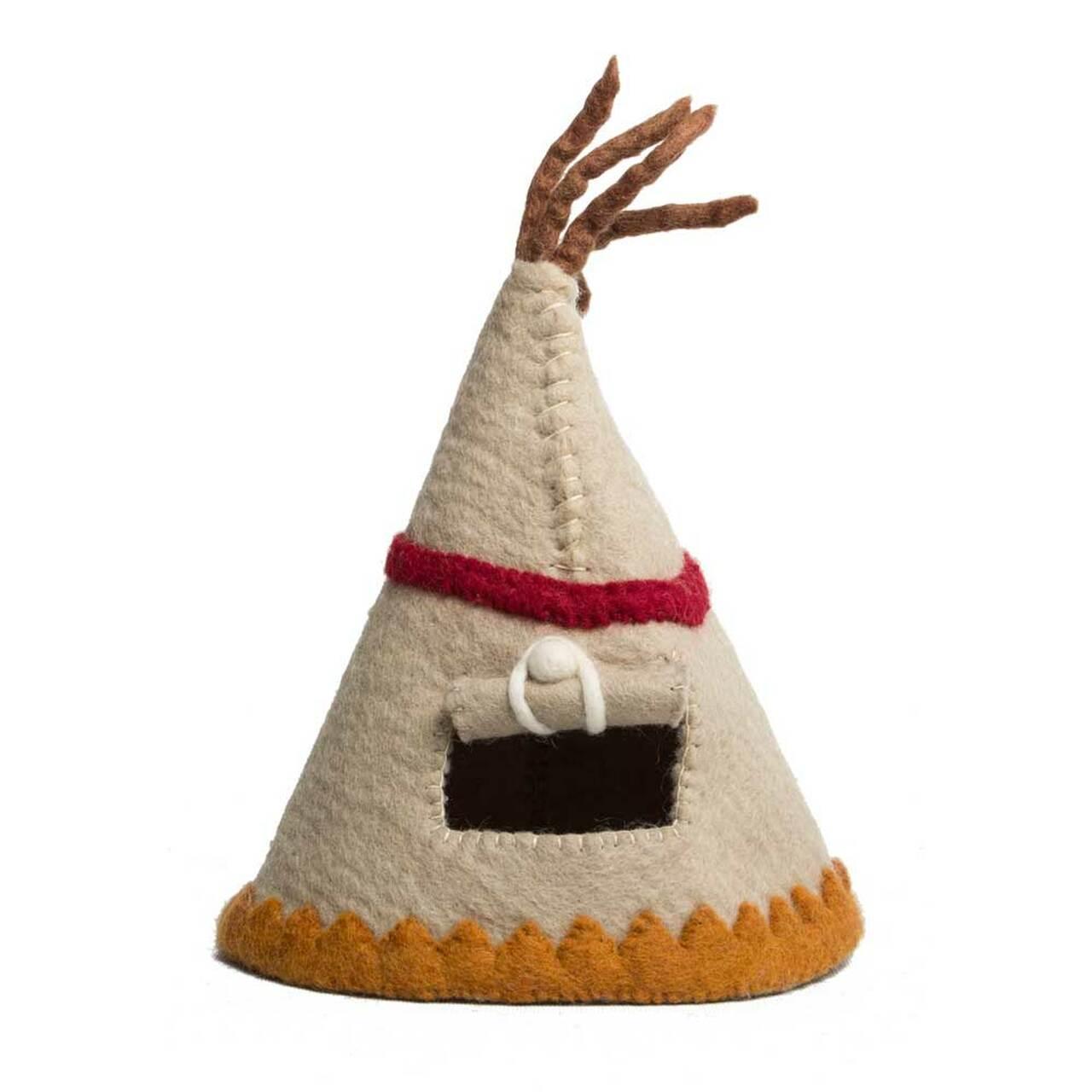Tenda Tipi de Lã | Papoose