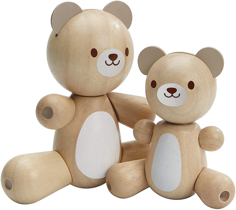 Urso & Ursinho - Plan Toys