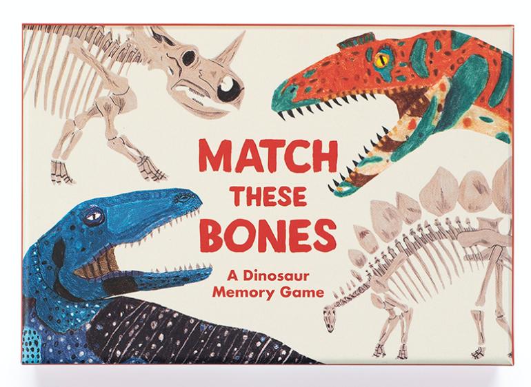 Match These Bones | Associa os Ossos
