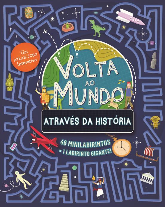 Volta ao Mundo Através da História: Um Atlas - Jogo Interativo