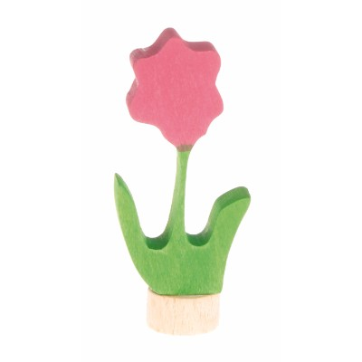 Flor Rosa figura decorativa - Grimm's