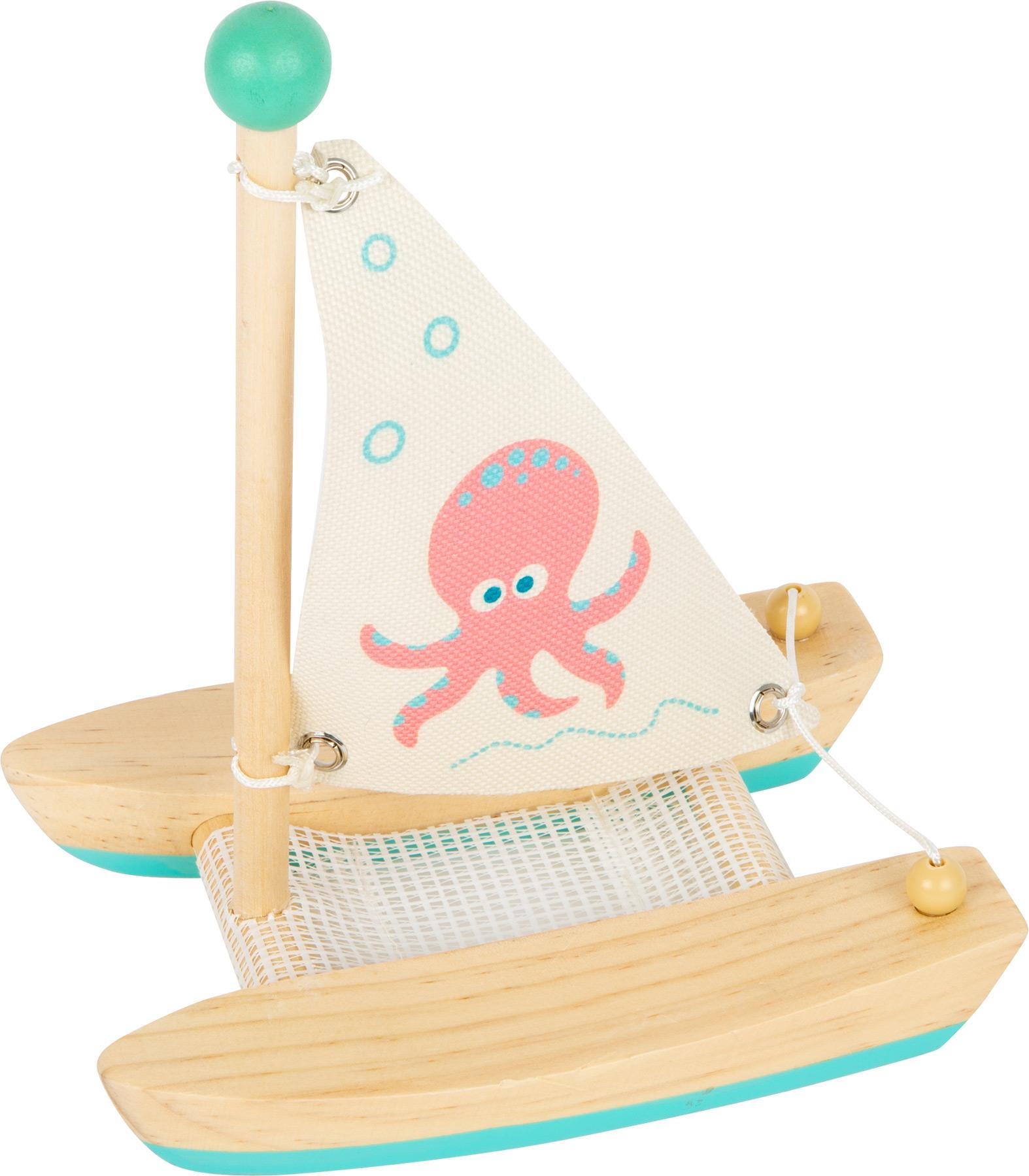Catamarã Polvo | Brinquedo de Água