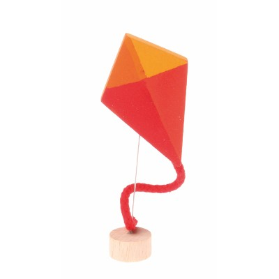 Papagaio de Papel Figura Decorativa - Grimm's