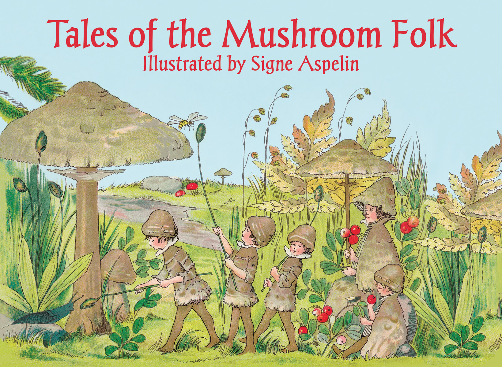 Tales of the Mushroom Folk - Floris Books