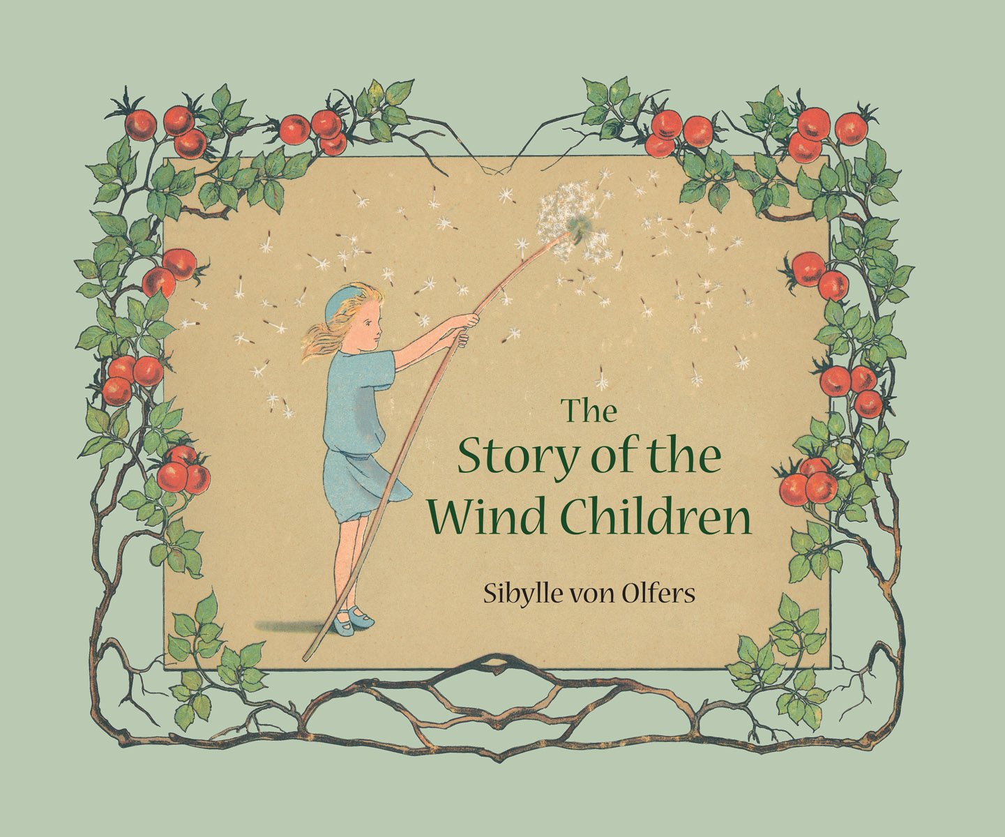 Story Of The Wind Children - Floris Books