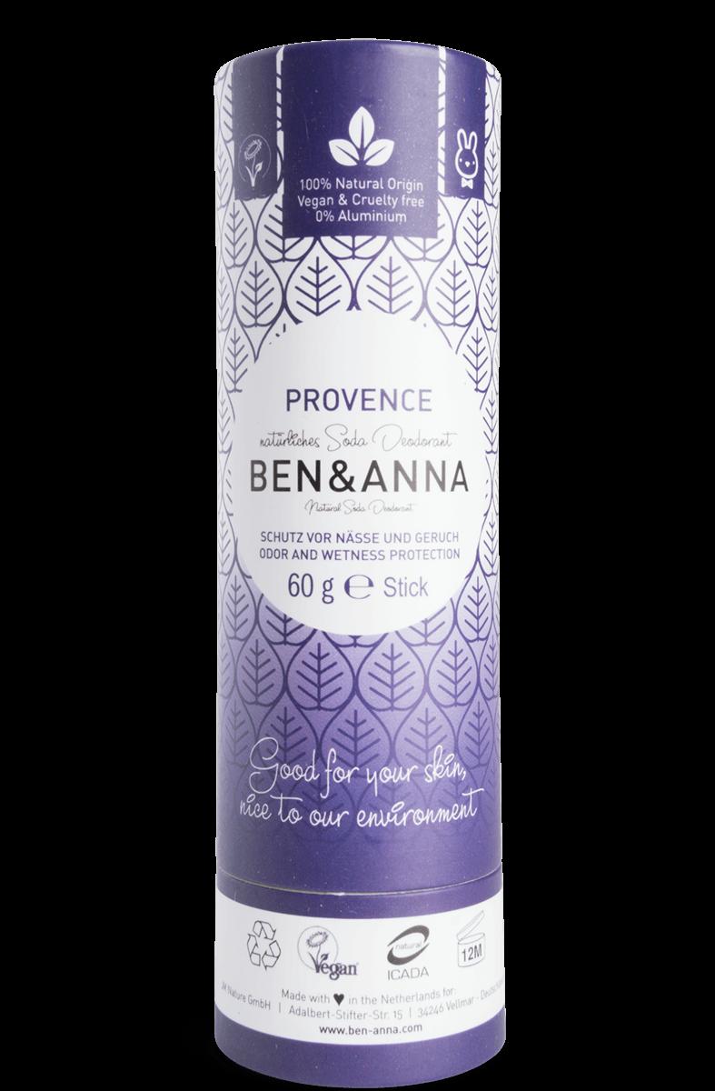 Lavanda Desodorizante Natural - Ben & Anna