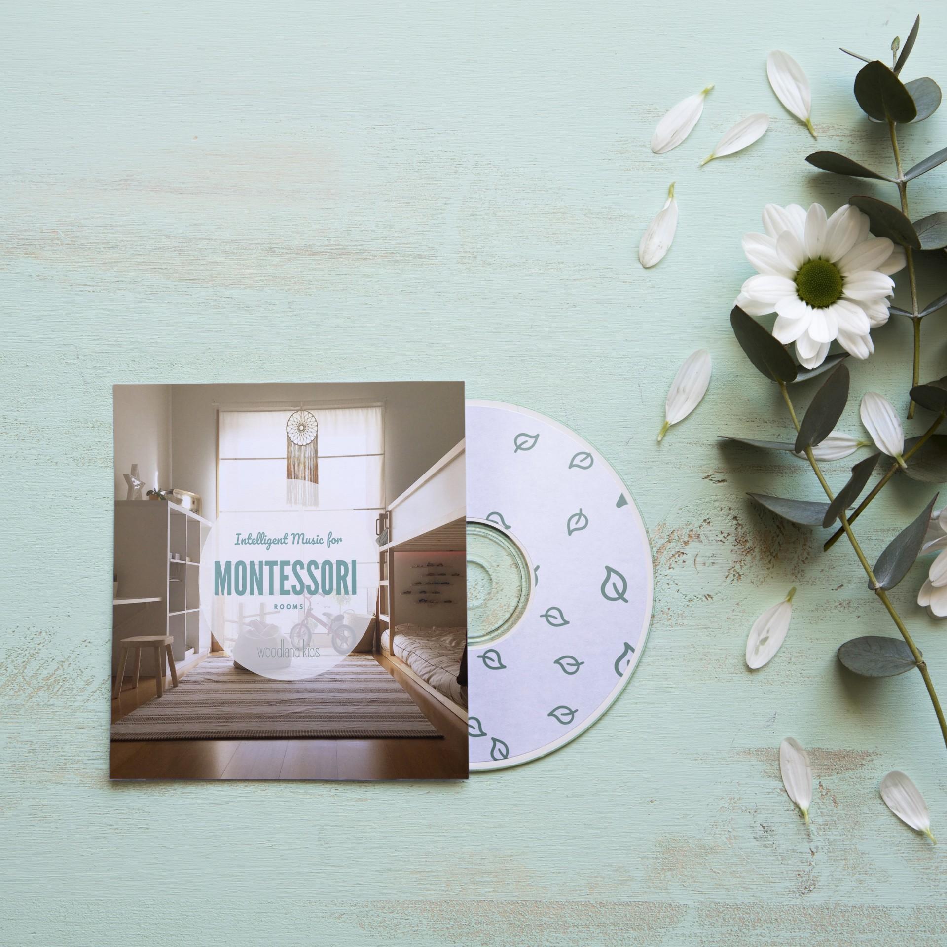 CD Música Inteligente para Salas Montessori - Woodland Kids