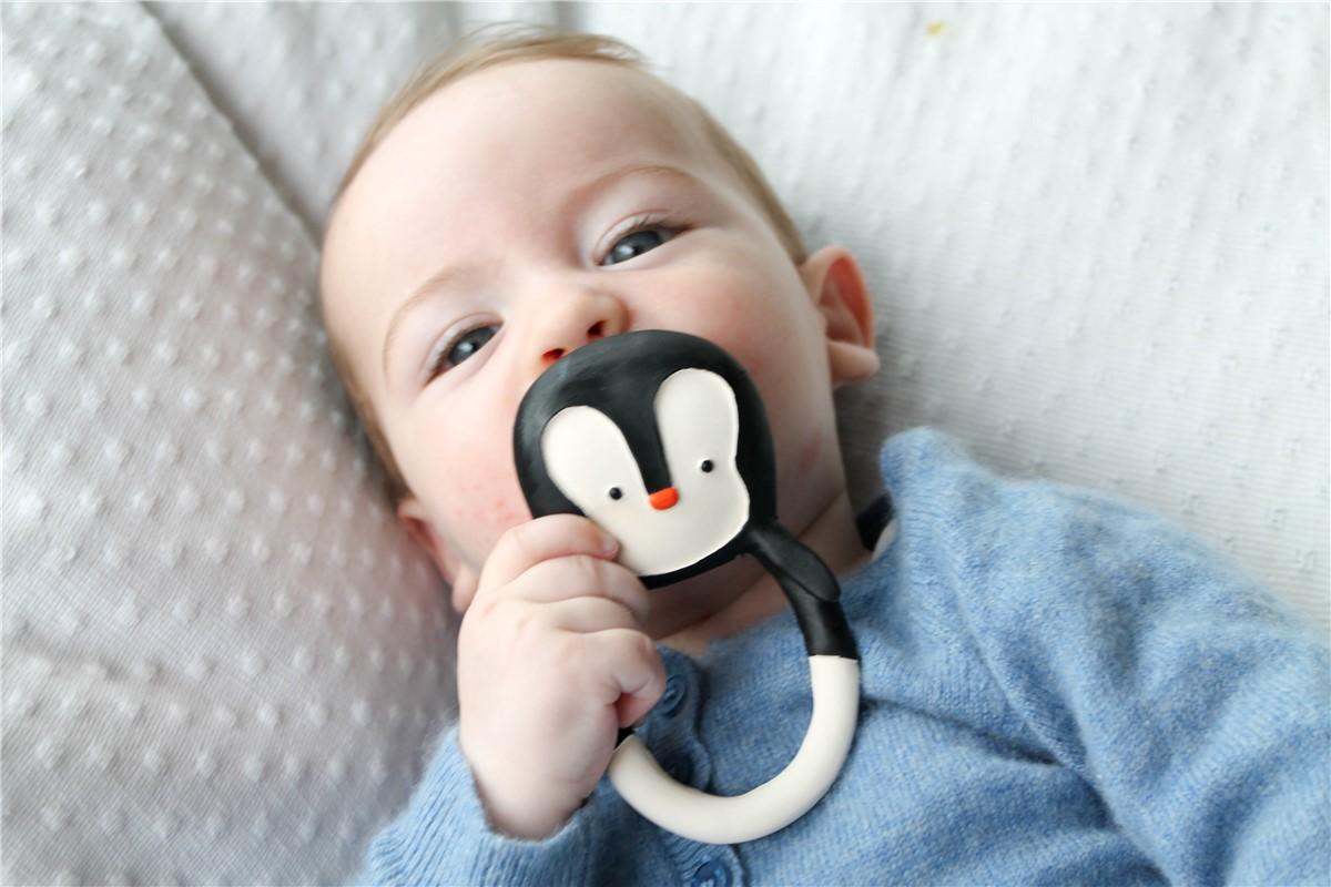 Nui, O Pinguim | Lanco