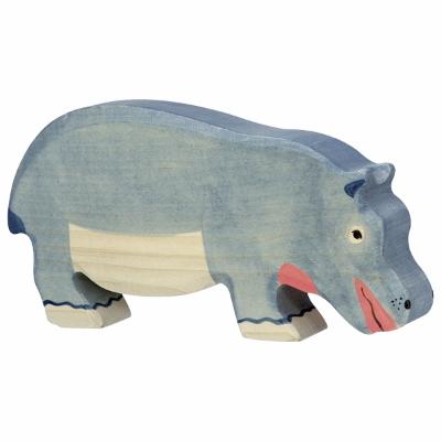Hipopótamo a Comer - Holztiger