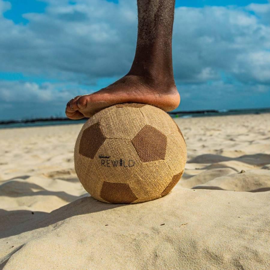 Bola de Futebol Rewild | Waboba
