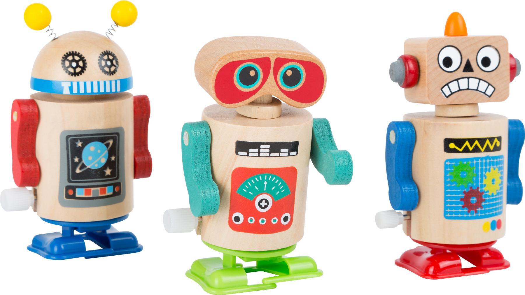 Robôs de Corda