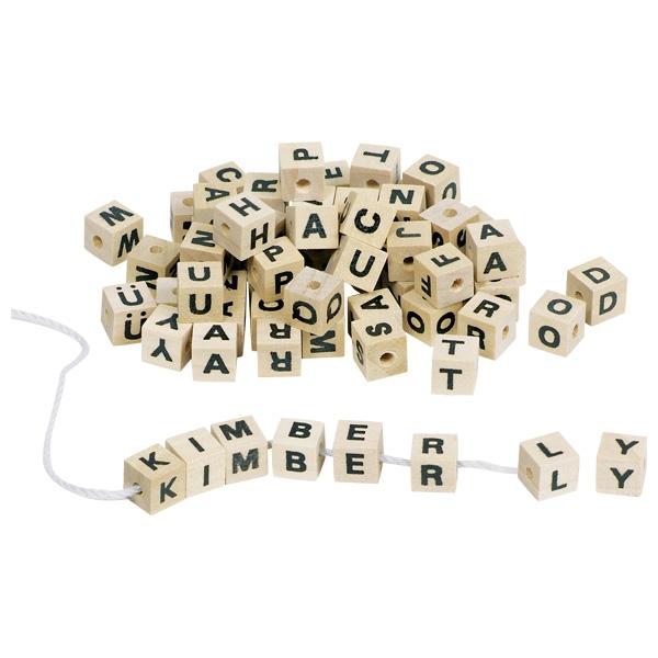 Cubos de Letras | Criar Palavras
