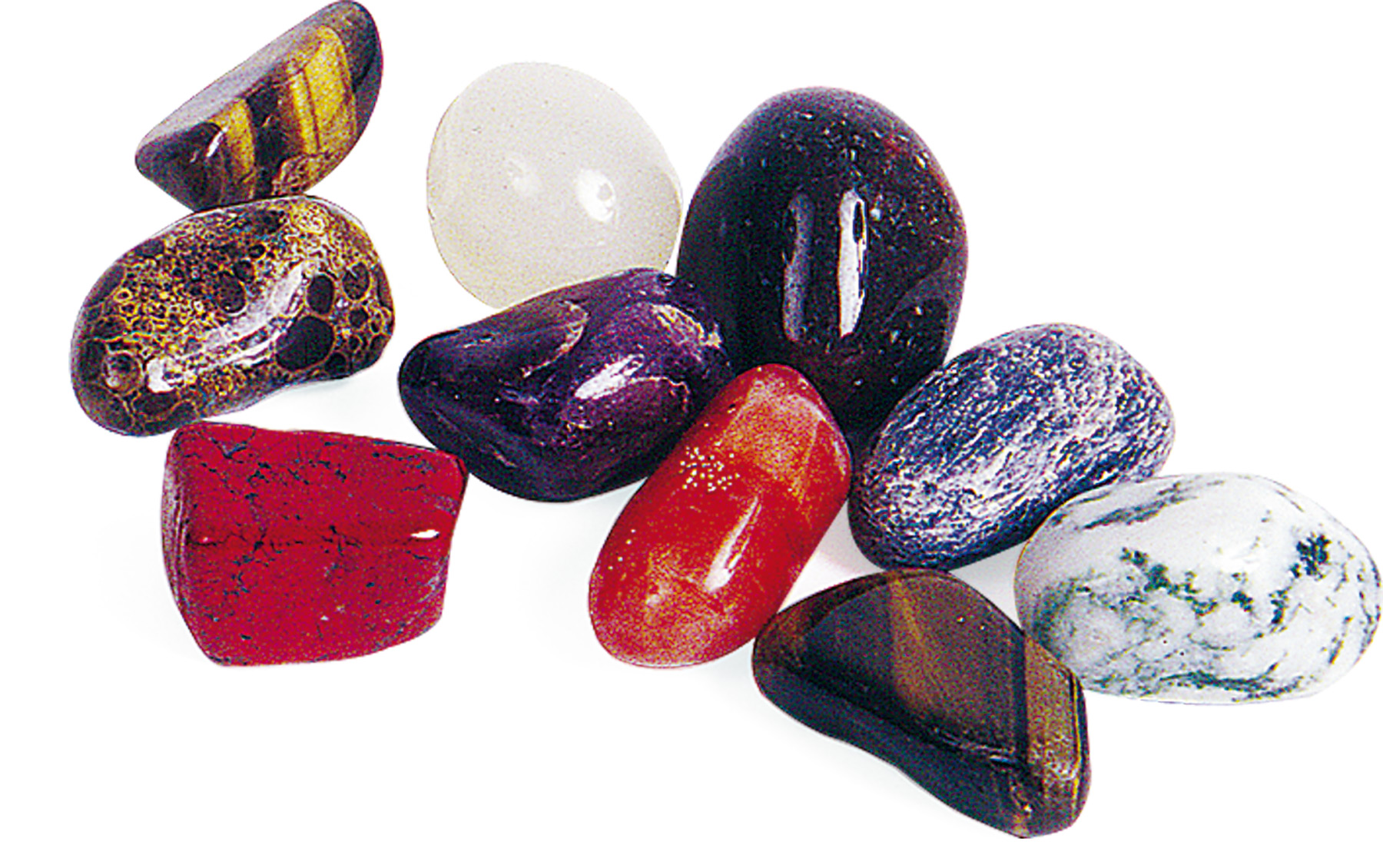 Conjunto de Pedras Preciosas