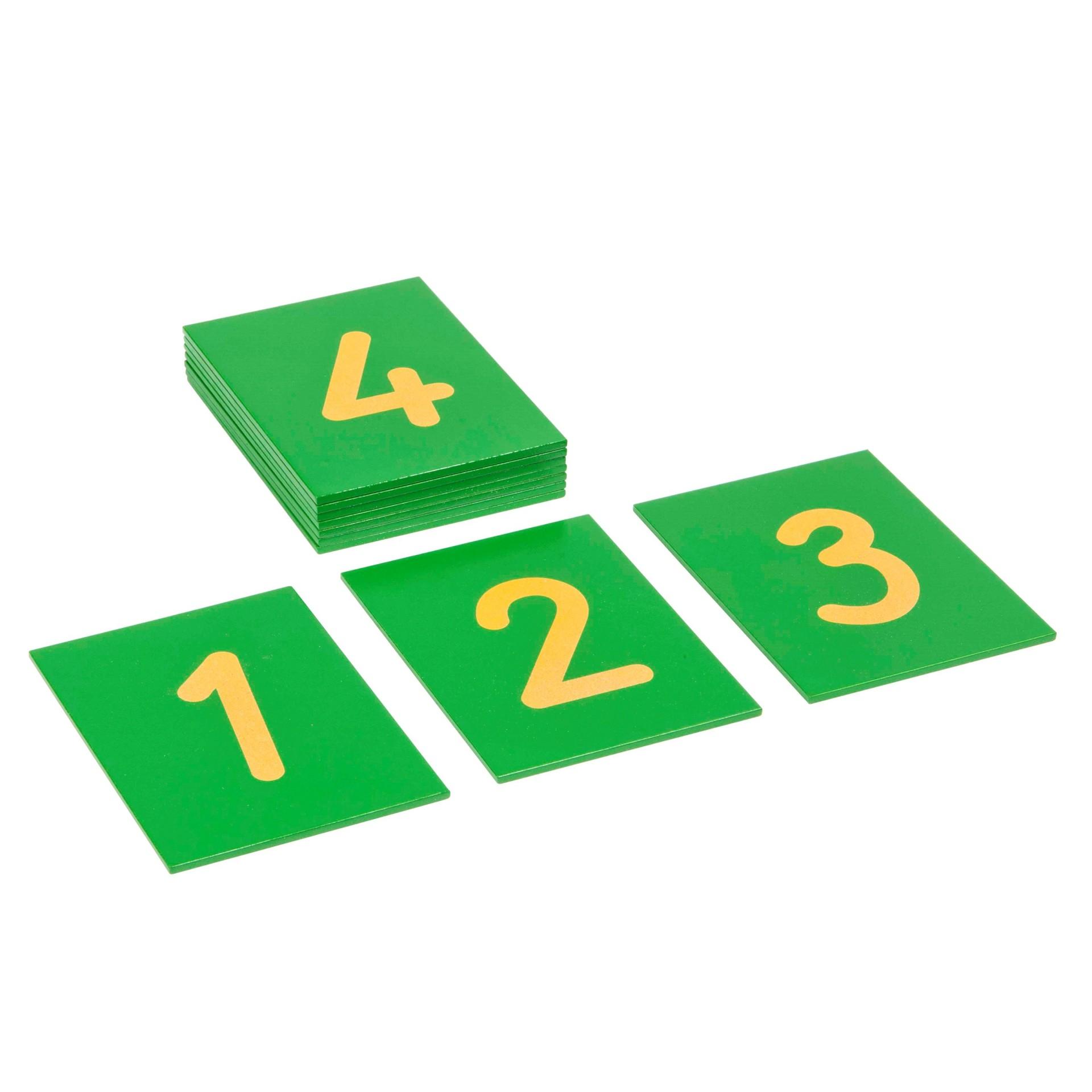 Números de Lixa - Nienhuis Montessori
