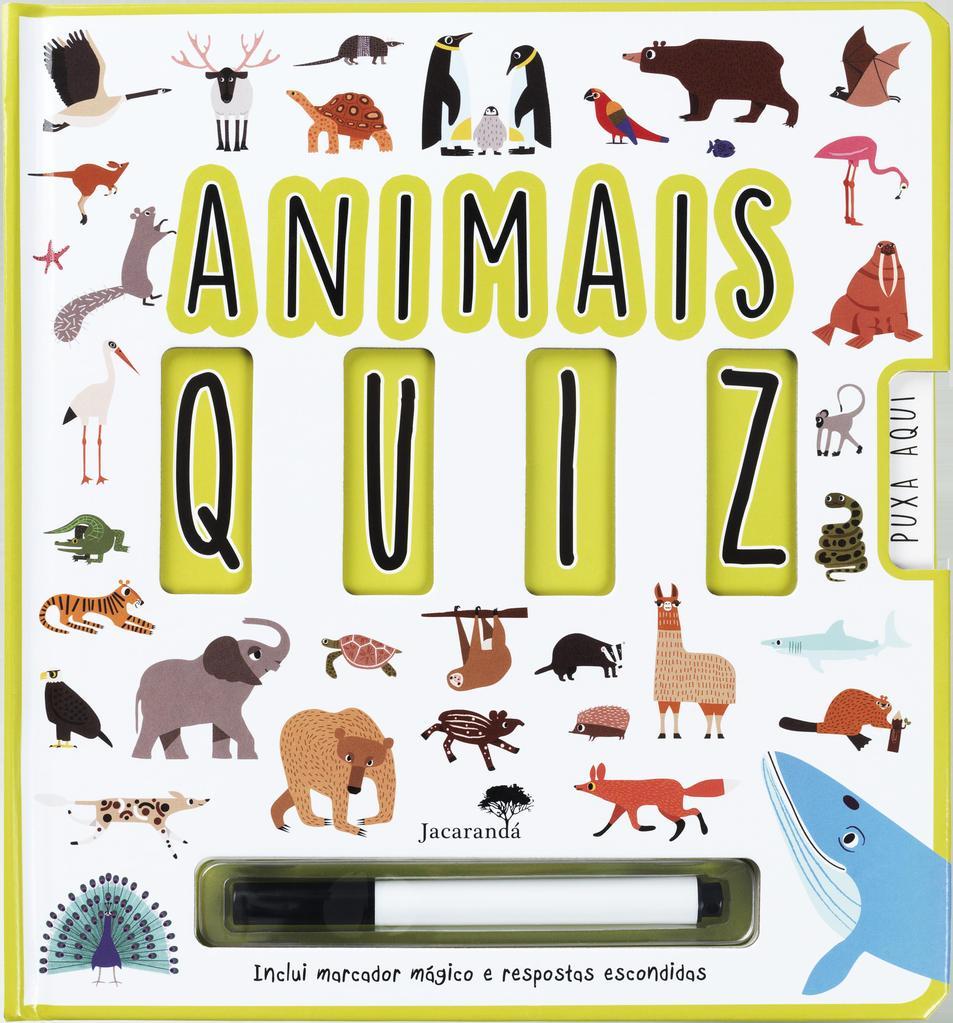 Animais Quiz
