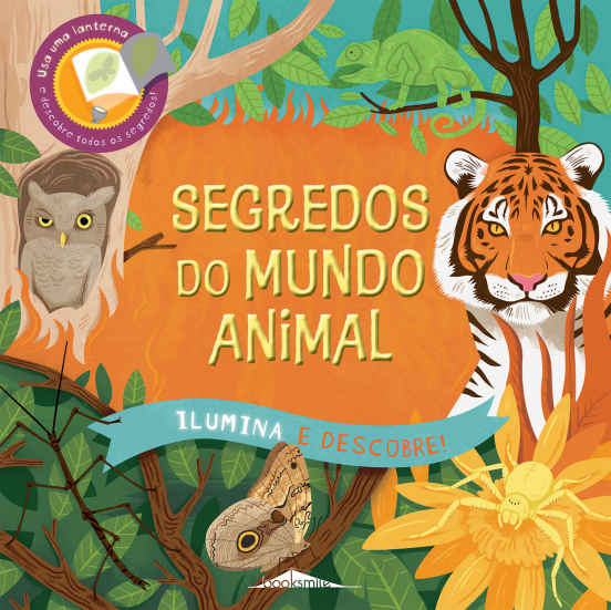 Segredos do Mundo Animal Ilumina e Descobre!