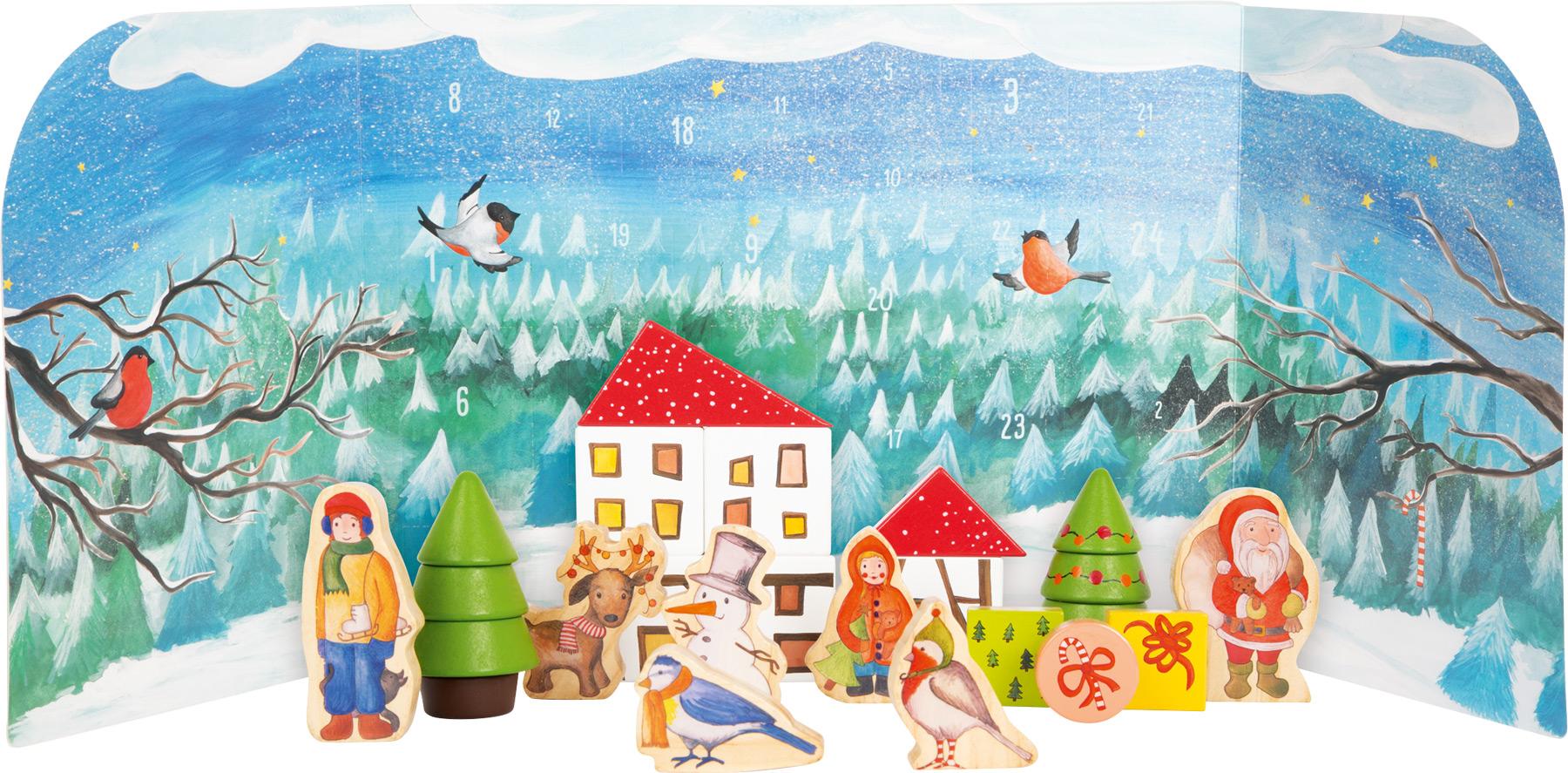 Calendário de Advento de Natal