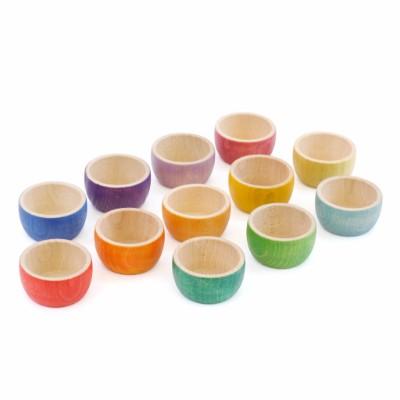 12 Potes Coloridos - Grapat