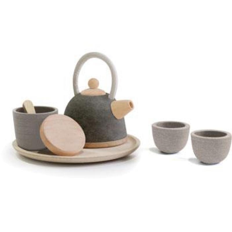 Conjunto de Chá Oriental