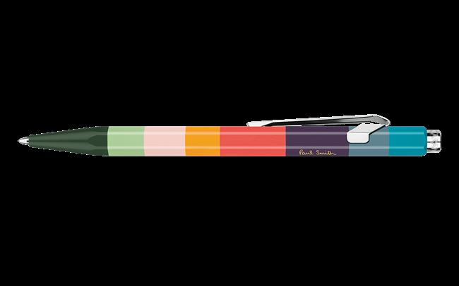 Esferográfica Recarregável Arco-Íris 849 PAUL SMITH  | Caran D'Ache