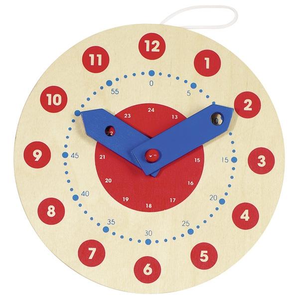 Relógio de Madeira Grande