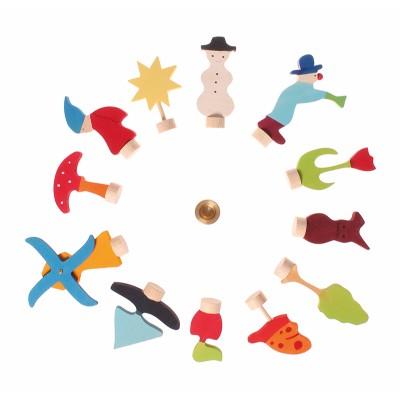 Figuras Sortidas - Grimm's