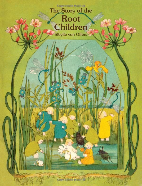 The Story Of The Root Children - Floris Books